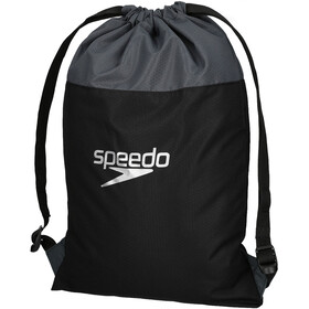 speedo Pool Bag Svømmeryggsekk Grå/Svart